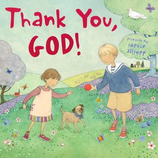 Thank you, God! - Templar Publishing