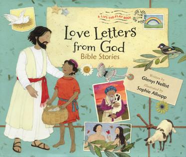 Love Letters from God - Zonderkidz