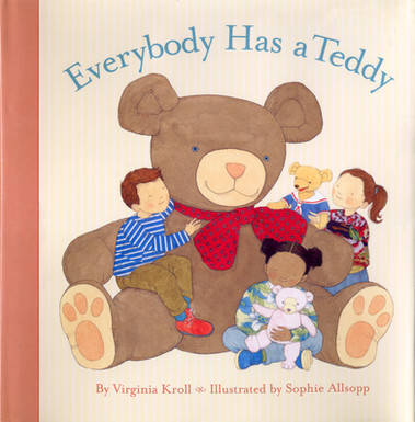 Everybody has a Teddy - Sterling Publishing