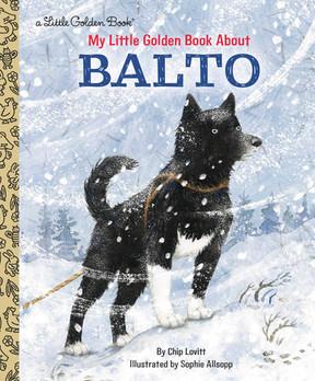 Balto - Little Golden Books