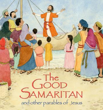 The Good Samaritan - Lion Children's Books