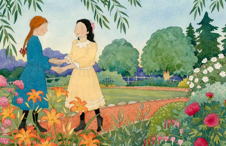 Anne of Green Gables - Usborne Publishing