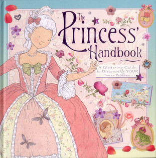 The Princess' Handbook - Templar Publishing (co-illustrated)