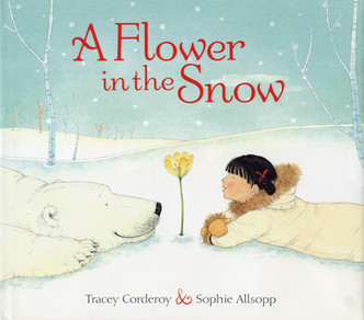 A Flower in the Snow - Egmont