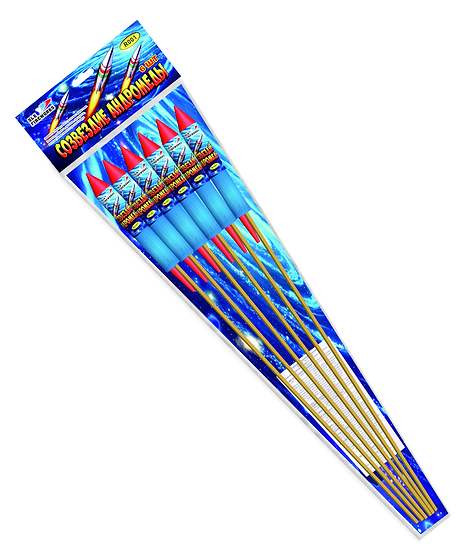 """Набор ракет  R 001 """"Созвездие  Андромеды"""""""