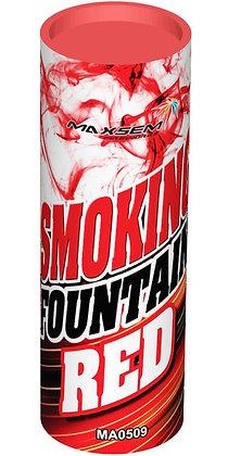 "MA0509 Smoking Fountain (RED) ""Цветной дым"""