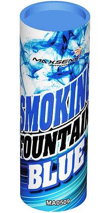 "MA0509 Smoking Fountain (BLUE) ""Цветной дым"""