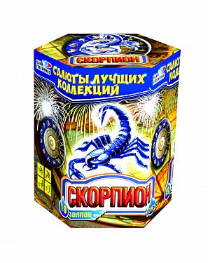 """Салют С 061 """"Скорпион"""""""
