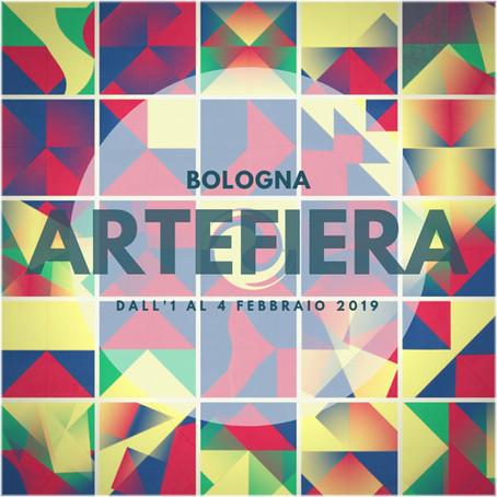 MARCOROSSI ARTECONTEMPORANEA AD ARTE FIERA 2019, BOLOGNA