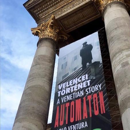PAOLO VENTURA ESPONE ALLA KUNSTHALLE DI BUDAPEST