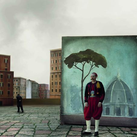 """PAOLO VENTURA ESPONE AL MUSEO ROMA A PALAZZO BRASCHI NELLA RASSEGNA """"FOTOGRAFI A ROMA"""""""