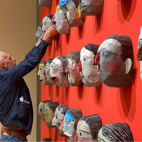 Grande successo della mostra Carousel di Paolo Ventura a Camera