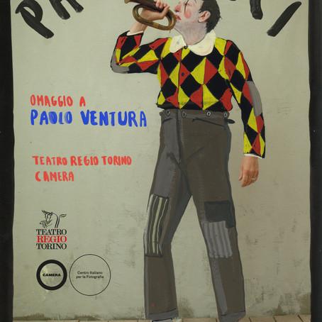 PAOLO VENTURA A TORINO: AL TEATRO REGIO CON LA SCENOGRAFIA DE I PAGLIACCI E A CAMERA CON LE OPERE PR