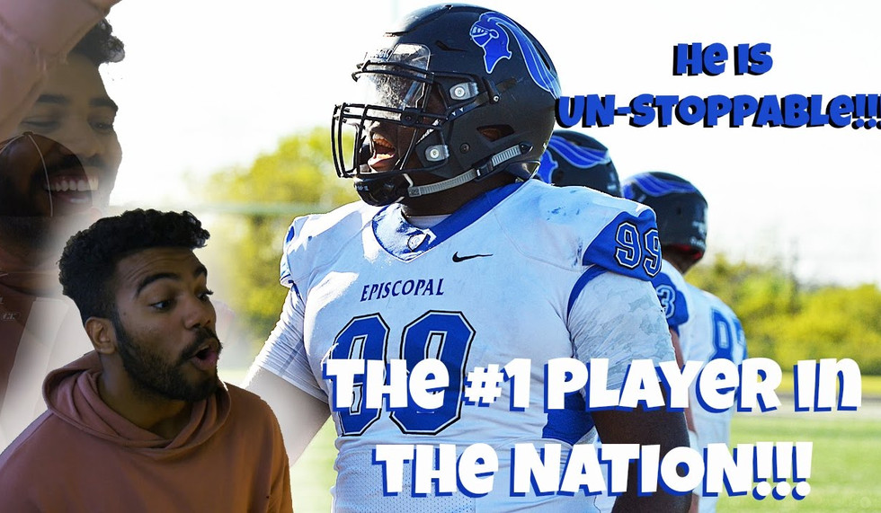 The Number #1 Player in the NATION!!!- Marvin Wilson Highlight [Reaction]