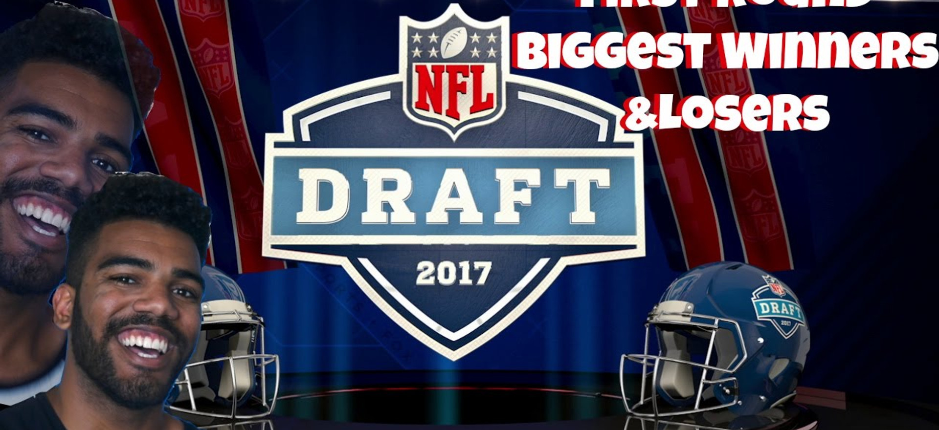 First Round of The NFL Draft (Biggest Winners & Losers)