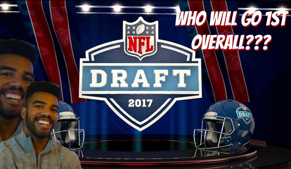 My 2017 NFL Mock Draft