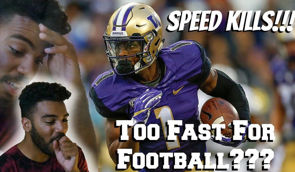 The Fastest Man In Football!!!- John Ross Highlight [Reaction]