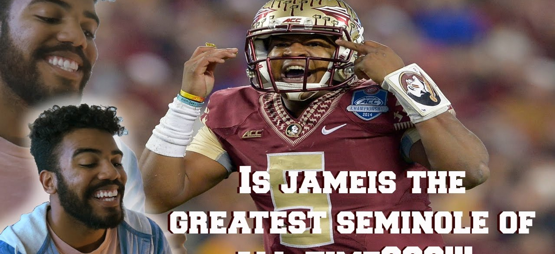 The Greatest Player in FSU History???!!!- Jameis Winston College Highlight [Reaction]