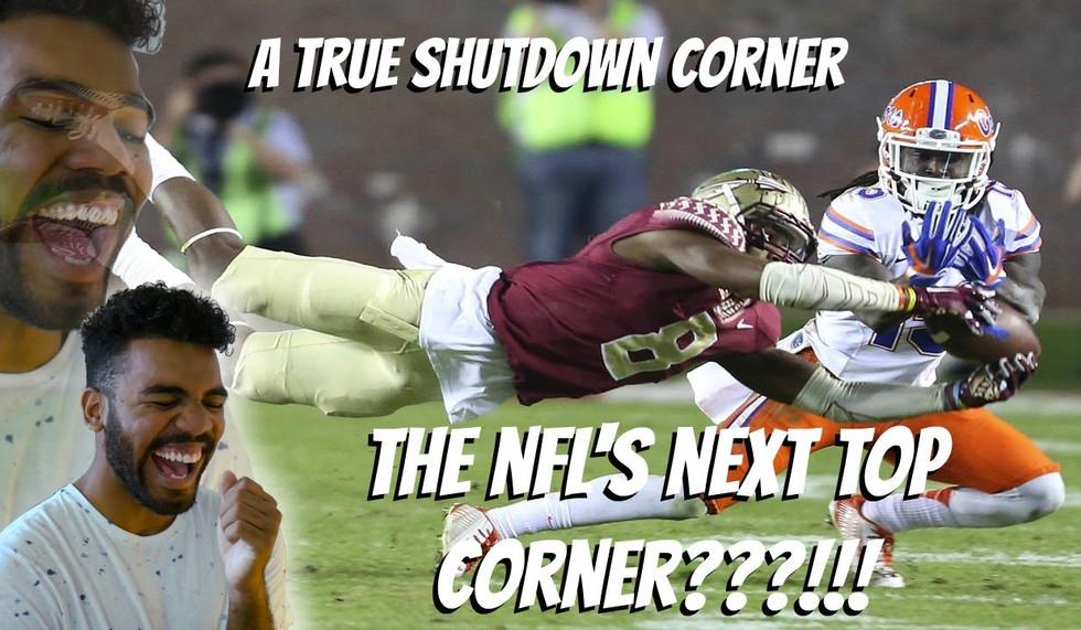 The Most Complete Corner In College Football History???!!!- Jalen Ramsey Highlights