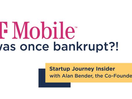 T-Mobile was once BANKRUPT??