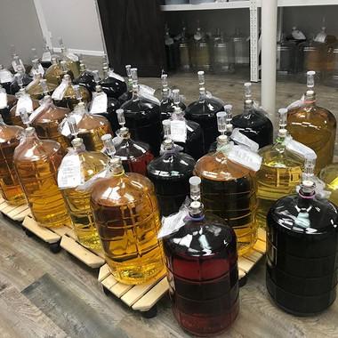 Filtered Wine