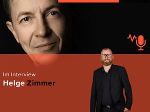 Helge Zimmer im Podcast mit Christian Conrad