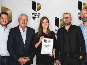 Brandforce und Stromnetz Hamburg gewinnen German Brand Award 2020