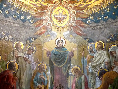 Bonne fête de la Pentecôte !