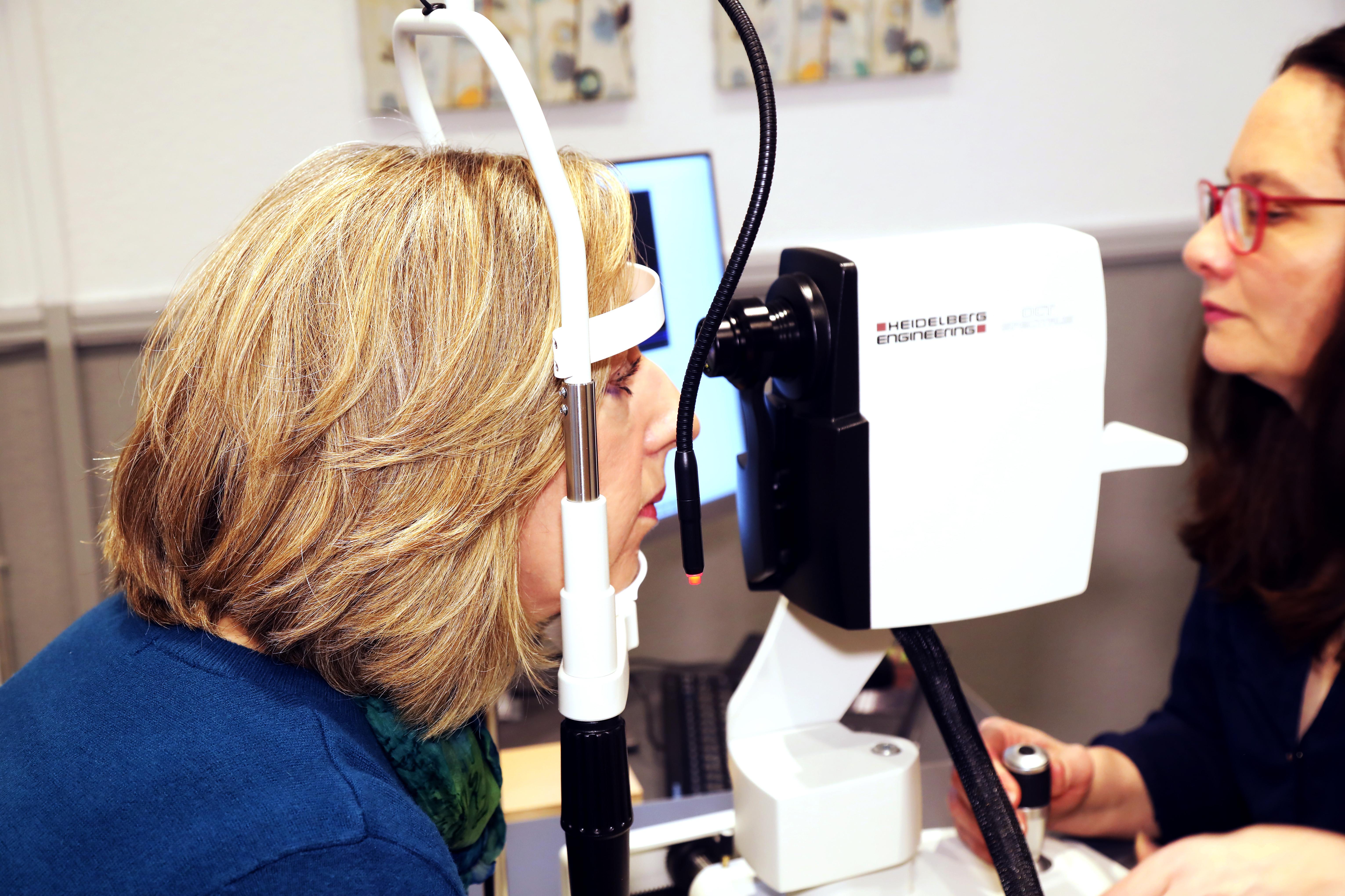 Advance Eye Examination