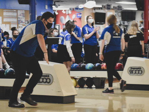 CHS Boys Bowlers to Compete in D1 Tournament
