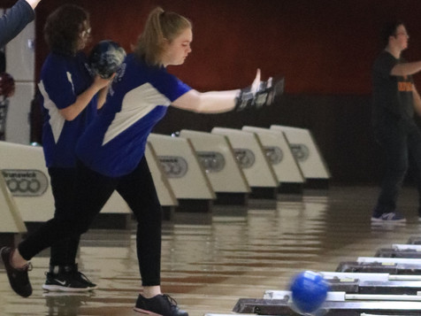 Gilbert Receives All-FAC Bowling Honors