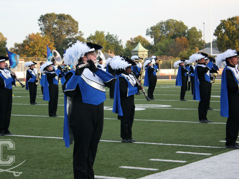 Competition Season Opens for Marching Cavaliers