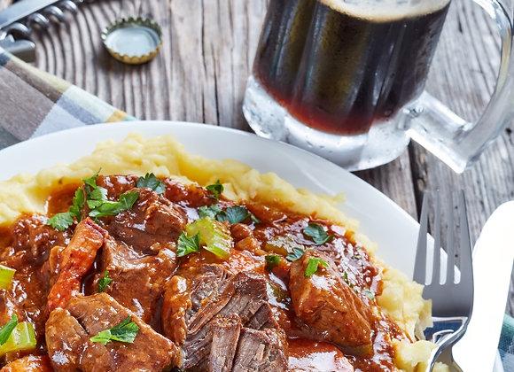 Guinness Braised Short Rib Stew (serves 2-3) - PRE ORDER