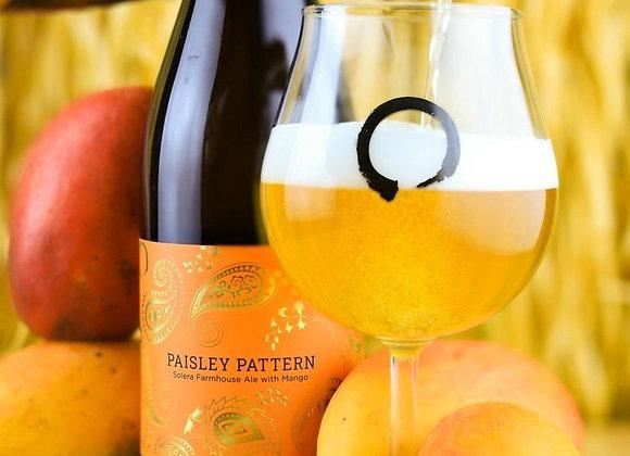 Equilibrium Paisley Pattern (Mixed Fermentation Ale - Single x 12.7 oz.)