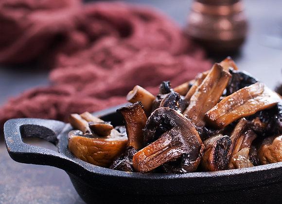 Roasted Mushrooms (half pint)
