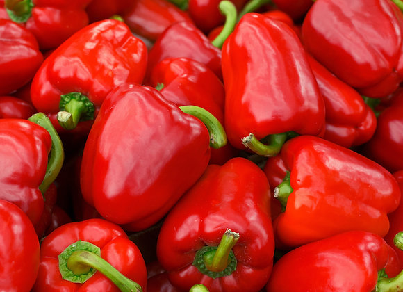 Red Peppers (2 pack)