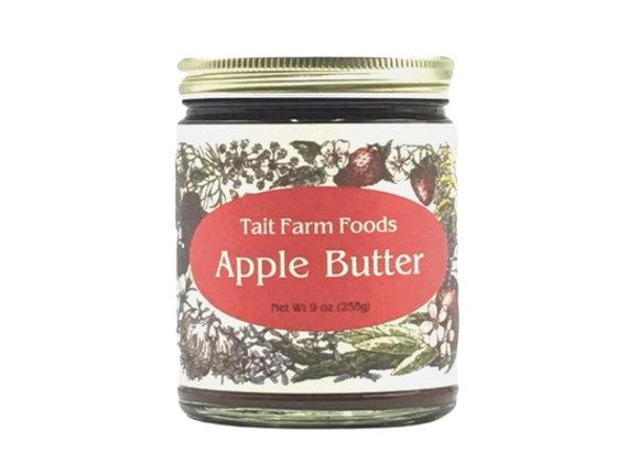 Tait Farm Apple Butter (9 oz.)