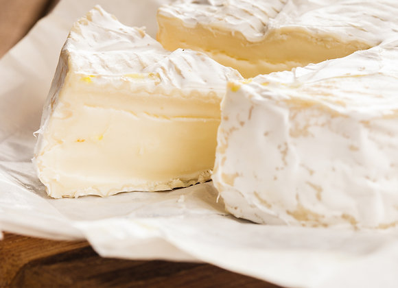 Brie, Double Cream (8 oz)