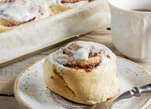 Take & Bake Cinnamon Rolls (Thanksgiving)