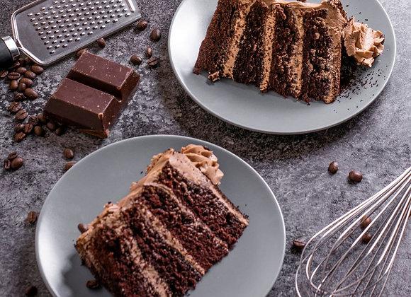 Chocolate Bourbon Mini Cake - PRE ORDER