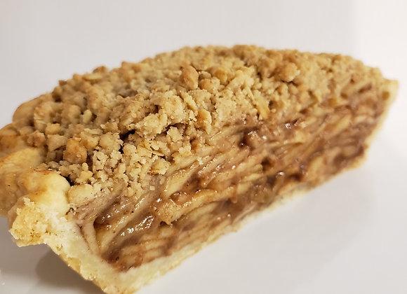 Half Dutch Apple Pie (Thanksgiving)
