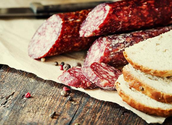 Salame Salsiccia, sliced (2 oz)