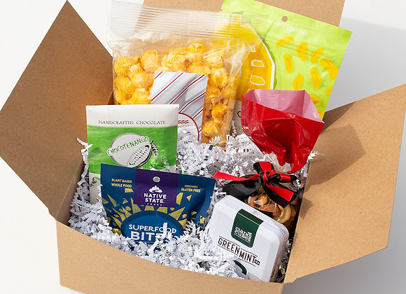 Social Distance Snack Box / Shop Made in DC