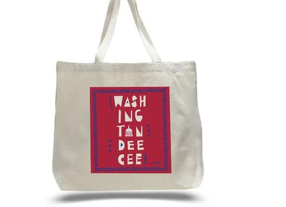 Washington Dee Cee Tote