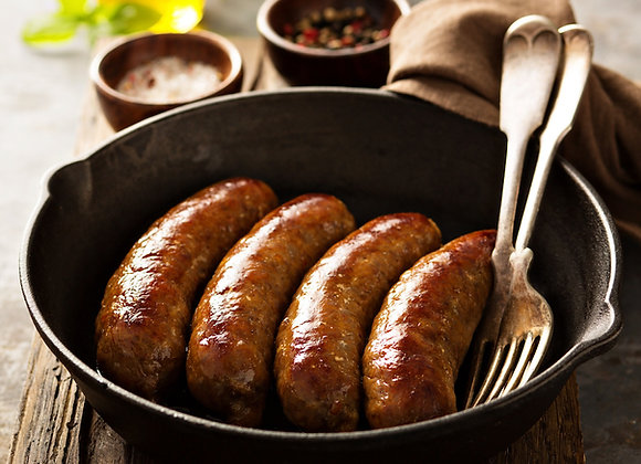 Andouille (four pack)