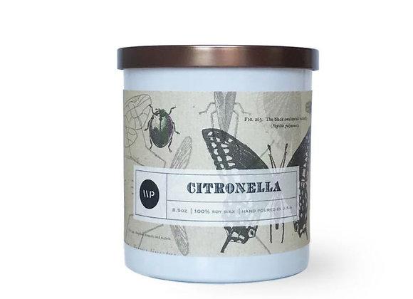 Wick + Paper Citronella Candle