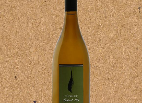 Cowhorn Vineyard & Garden, Applegate Valley Spiral 36, Roussanne/Viognier/Marsan