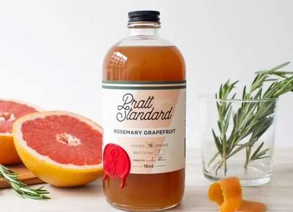 Rosemary Grapefruit Syrup