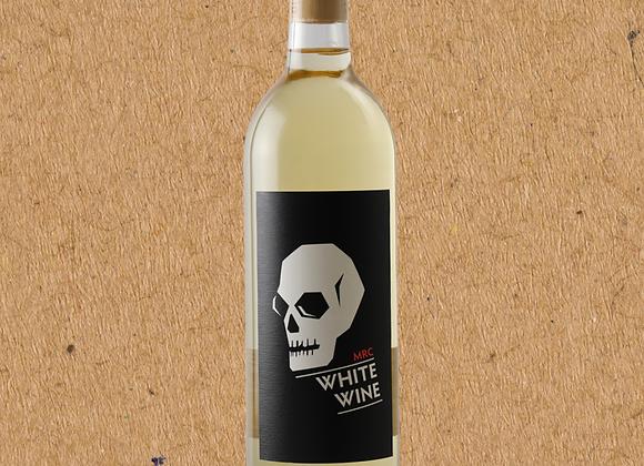 Monte Rios Skull White, Colombard/Sauvignon Blanc Blend