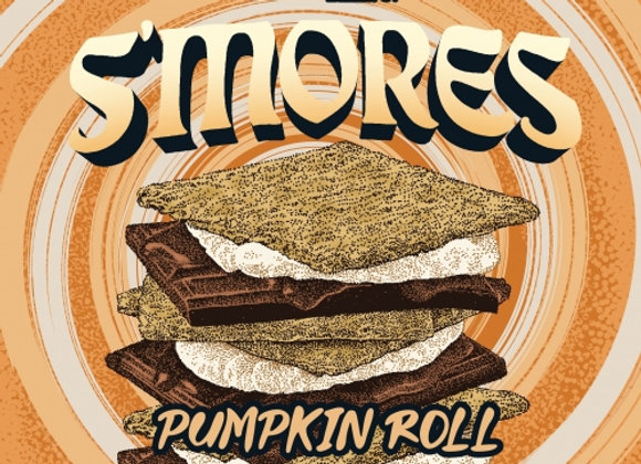 Imprint Schmoojee Pumpkin Roll S'Mores (Fruited Sour - Single x 16 oz.)